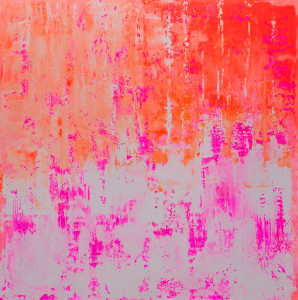 Ros Matson, 'Untitled', 2012, acrylic on canvas.