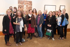 Country Art SA road trip participants and coordinators. Photo: Lara Merrington.